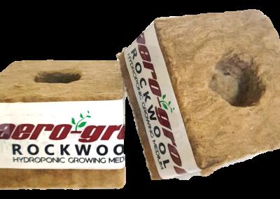 Rockwool hydroponics