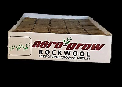 rockwool hydroponic